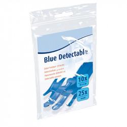 Blauwe pleisterset Detectable assortiment HACCP