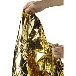 Reddingsdeken zilver / goud 160 x 210 cm