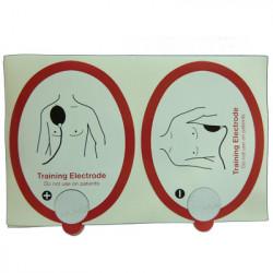 Defisign trainingselektroden per 5 stuks