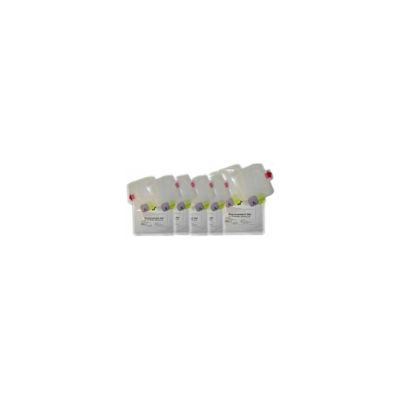 Gaaskompres 5 x 5 cm Non-woven, per 100 stuks (onsteriel)